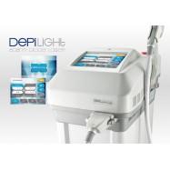 Диодный лазер Depilight для  эпиляции и омоложения