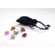 Набор чакральных камней для стоун терапии RMS-7TC