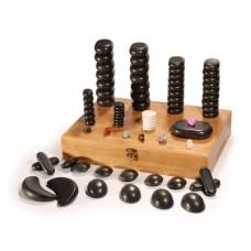 Набор камней для массажа Super Deluxe 76Pcs Massage RMS-76TC