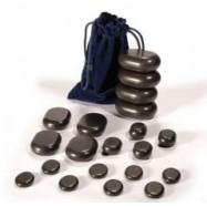 Набор базальтовых камней 20шт. H20TC