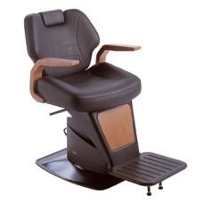 Парикмахерское кресло ALFA WOOD