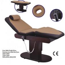 Kосметологическая кушетка (массажная) с подогревом KPE-1 Natural Touch (ZD-869)