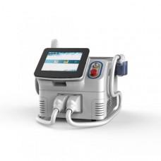 Диодный лазер + фотоэпилятор QUANTUM BLUE  (755/808/1064nm) для  эпиляции