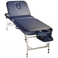 Складной массажный стол SM-8 с вырезом для лица