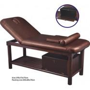 Стационарный деревянный массажный стол KO-3 Orfey (ZD-870)