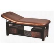 Стационарный массажный стол KO-5-2 деревянный