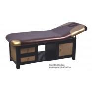 Стационарный деревянный массажный стол KO-5-1