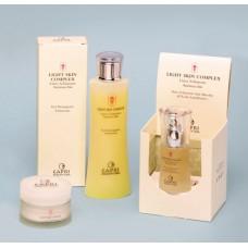 Осветляющий очищающий гель для пигментированной кожи Gel Detergente Schiarente