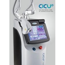Фракционный СО2 лазер CICU для омоложения кожи